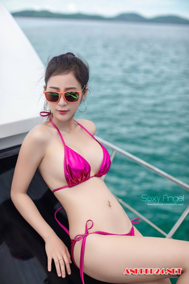Baimint Pappermint hot girl xinh bikini