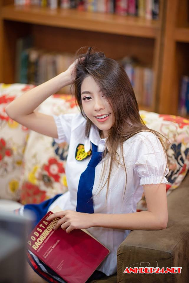 Kamonwan Sangchom hot girl Thái